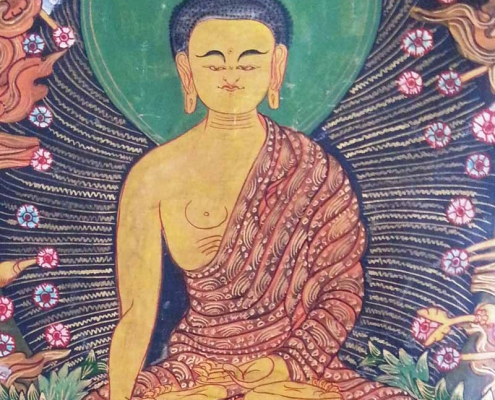 buddha meditation therapy